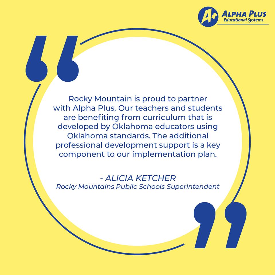 Alpha Plus Partner: Rocky Mountain